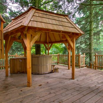 CABANE SPA COUPOLE - COUCOO GRANDS CHENES
