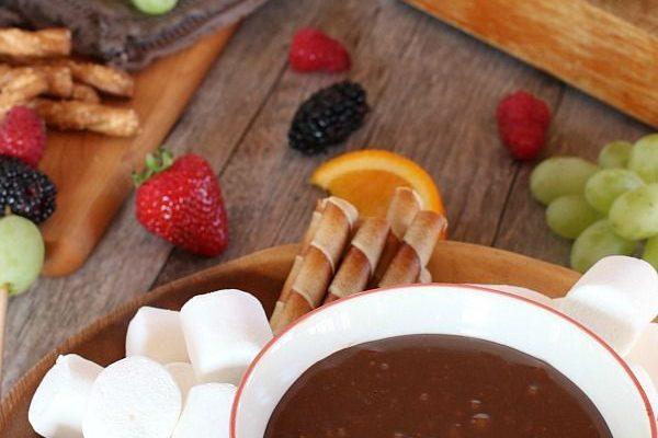 Fondue Chocolat - Photo non contractuelle