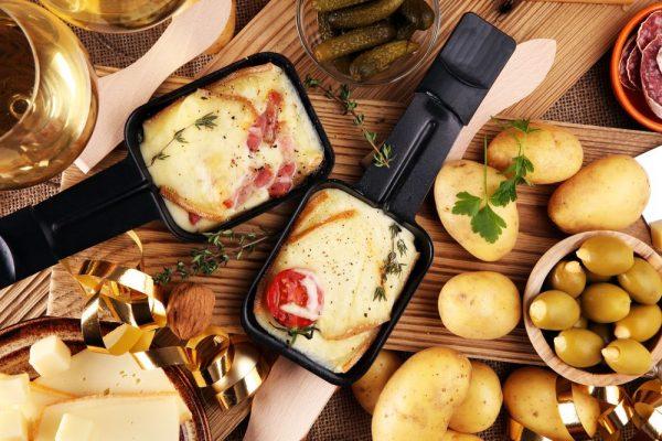 Raclette - Photo non contractuelle